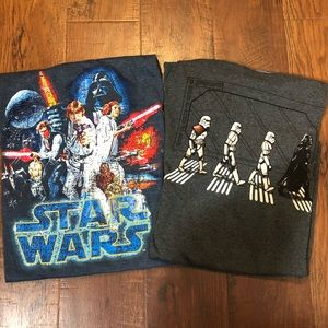 Star Wars Movie Graphic T-shirt